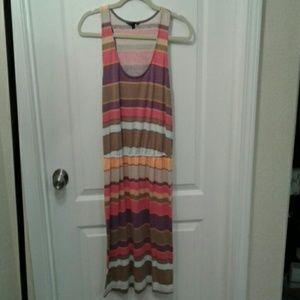 EUC Cute striped dress LG